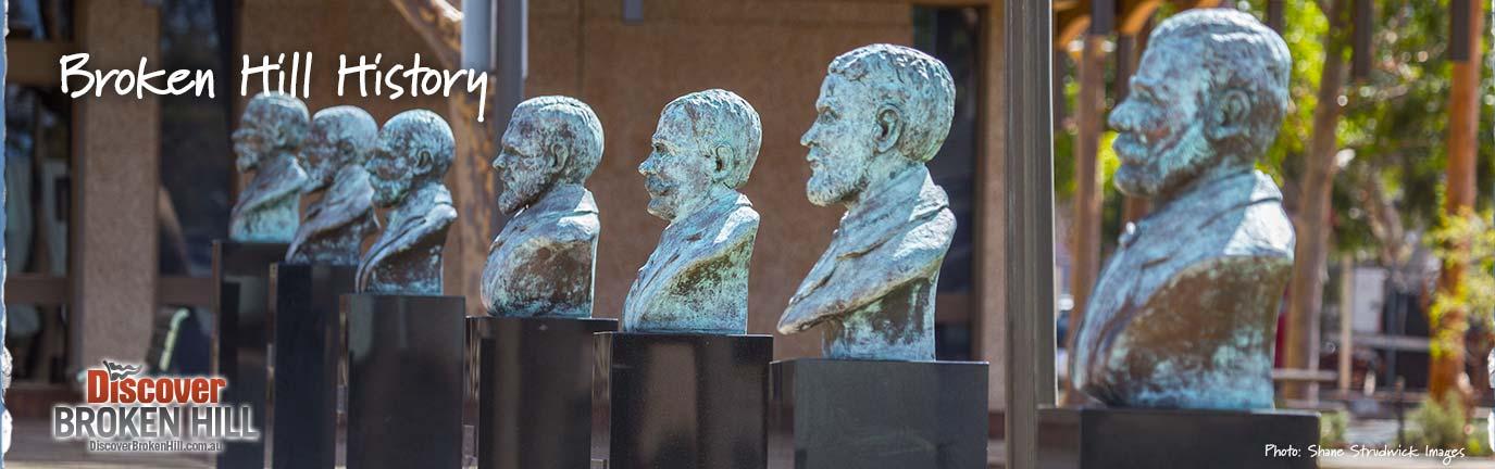 Broken Hill History - Discover Broken Hill - Shane Strudwick Images