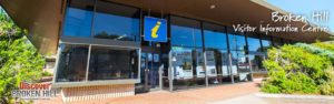 Broken Hill Visitor Information Centre - Discover Broken Hill - Shane Strudwick Images