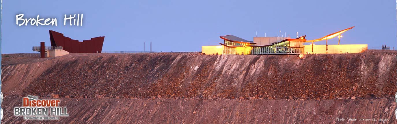 Discover Broken Hill - Shane Strudwick Images