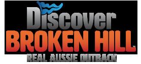 Discover Broken Hill logo
